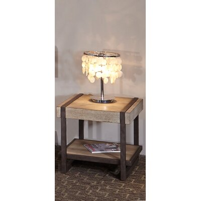 Dominey End Table