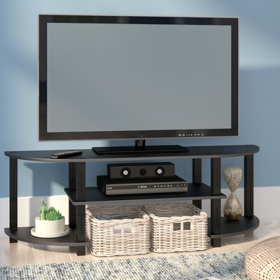 Tracy 47.25 TV Stand Color: Espresso / Black