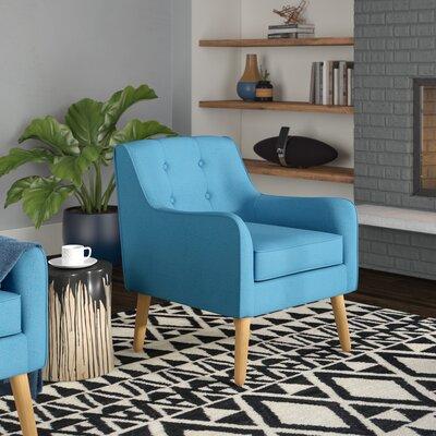 Genesis Armchair Upholstery: Teal