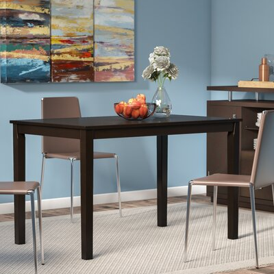 Daleyza Dining Table Finish: Espresso