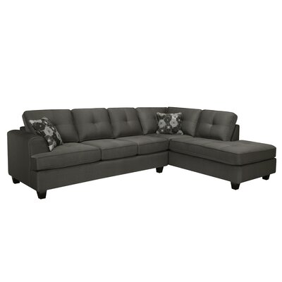 Winsett Leather Sectional