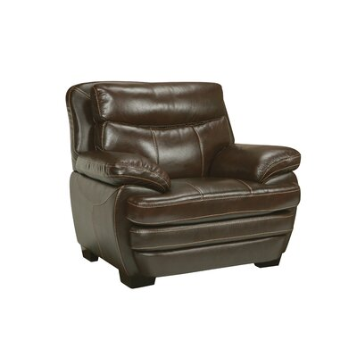 Suber Leather Club Chair