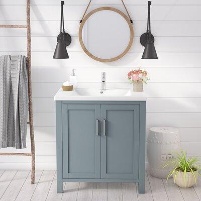 Camborne 30 Single Bathroom Vanity Set