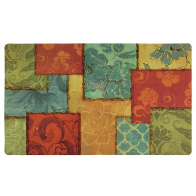 Cearbhall Patchwork Kitchen Mat