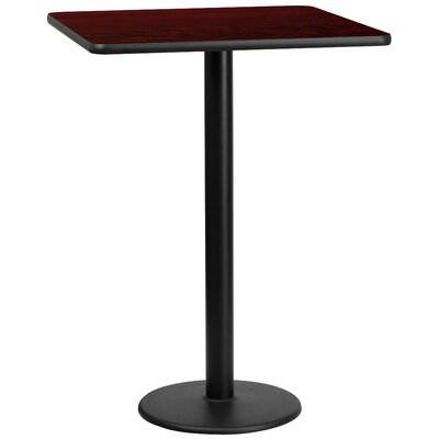 Collison 2 Piece Pub Table Set Tabletop Size: 43 W x 30 D