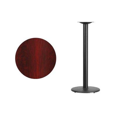 Colmar 2 Piece Pub Table Set Tabletop Size: 43 W x 24 D