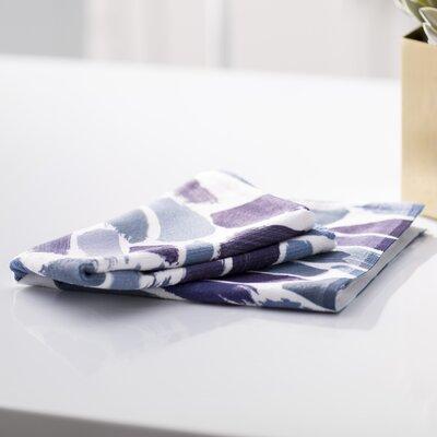 Goodlow Tufted Novelty Hand Towel Color: Blue