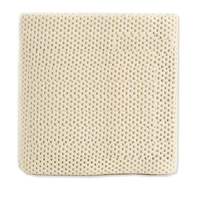 Strong and Durable Cushioned Rug Pad Rug Pad Size: Rectangle 5 x 7