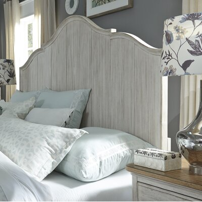 Clairmont Panel Headboard Size: King