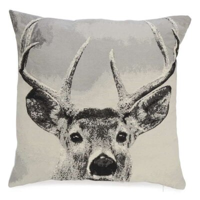 Muscato Deer Throw Pillow