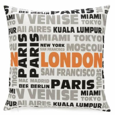 Wargo Print Throw Pillow