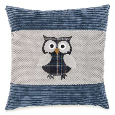 Alger Owl Throw Pillow