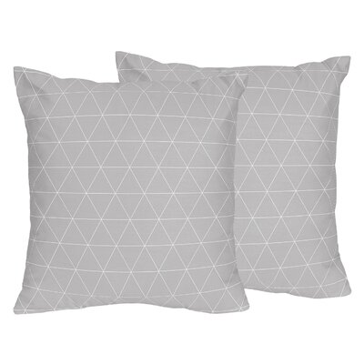 Mountains Triangle Indoor/Outdoor Decorative Accent Throw Pillow