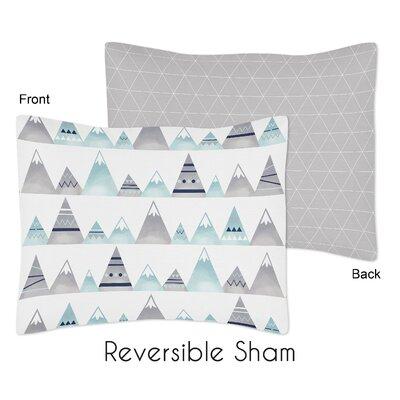 Mountains Standard Pillow Sham