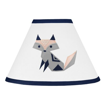 Fox Patch 7 Empire Lamp Shade