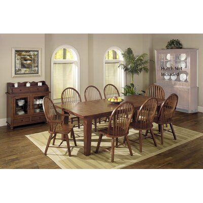 Adal 10 Piece Dining Set