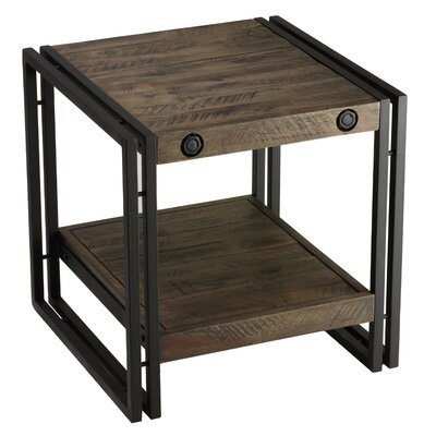 Sandisfield End Table
