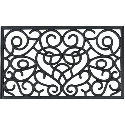 Horton Wrought Iron Doormat