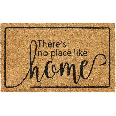 Garrettsville Coir Doormat