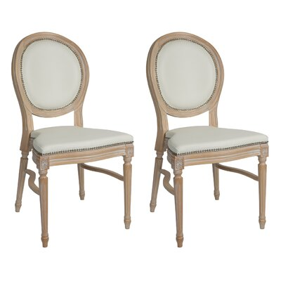 Philpott Solid Wood Dining Chair