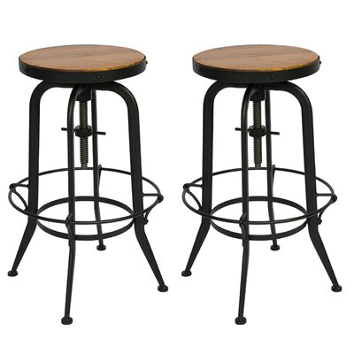 Dunamoy Swivel Bar Stool