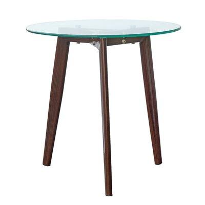 Colmenero End Table Color: Walnut