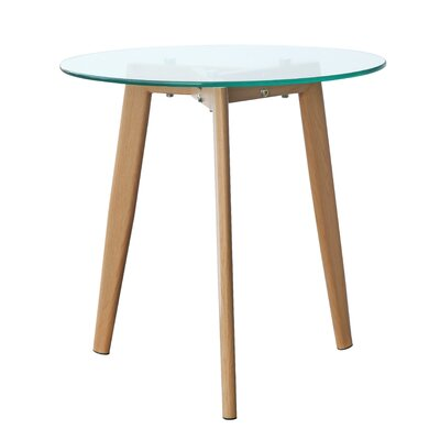 Colmenero End Table Color: Natural