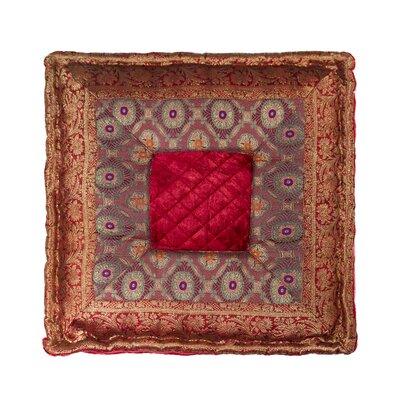 Mendota Silk Throw Pillow