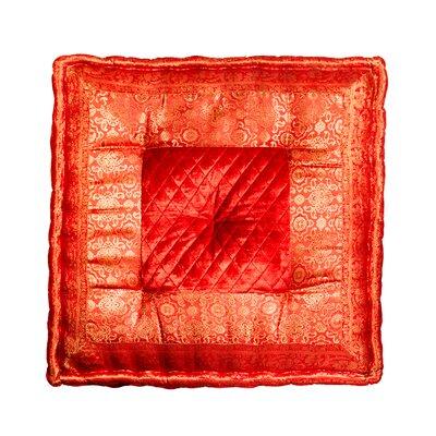 Meredosia Silk Throw Pillow