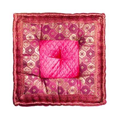 Latchman Silk Throw Pillow