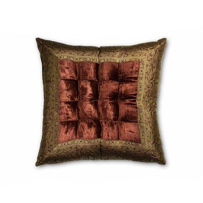 Hilltop Silk Throw Pillow