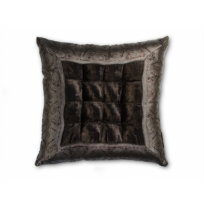 Hillview Silk Throw Pillow