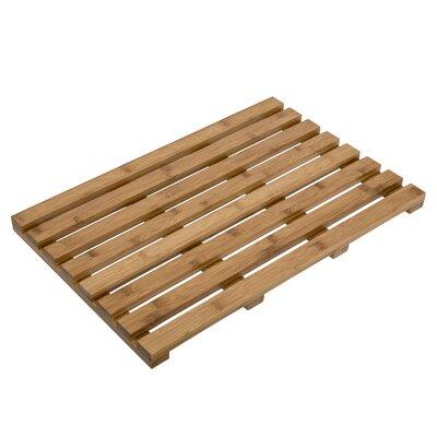 Bamboo Slat Bath Rug