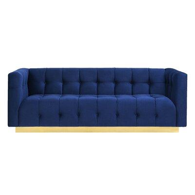 Dianne Sofa Upholstery: Navy