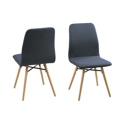Freels Upholstered Dining Chair (Set of 2)