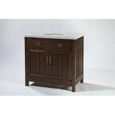 Leeson 35 Single Bathroom Vanity Set