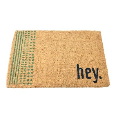 Tynes Hey Doormat