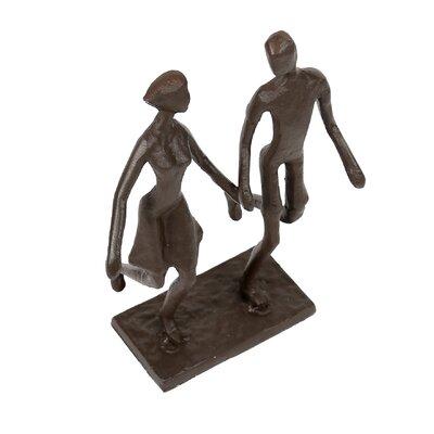 Carmela Couple Holding Hands Figurine RDBA4308 45202475