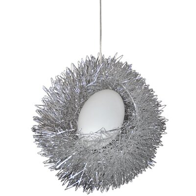 Petrone Metal 1-Light Mini Pendant