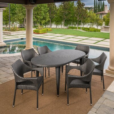 Outdoor Dining Set 1749 Product Pic