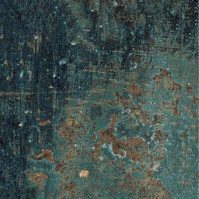 Mishima Glazed 6 x 6 Porcelain Field Tile in Canvas
