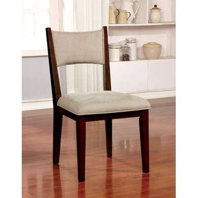 Bathurst Mid-Century Modern Upholstered Dining Chair