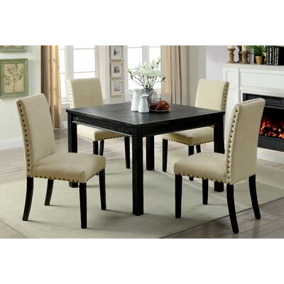 Stuckey Rustic Dining Set