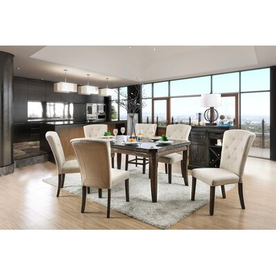 Villanueva Transitional Dining Table