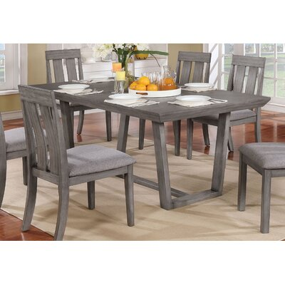 Leeper Transitional Dining Table