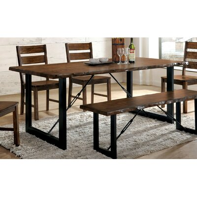 Nesbit Industrial Dining Table