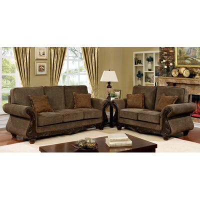 Lebo Transitional Living Room Collection