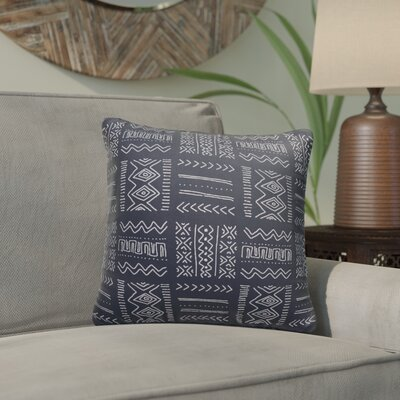 Bellmore Outdoor Throw Pillow Size: 18 x 18