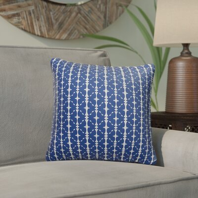 Demina Indoor/Outdoor Throw Pillow Size: 18 x 18