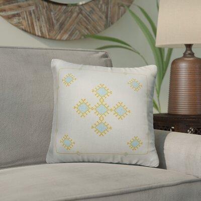 Rancho Palos Verdes Indoor/Outdoor Throw Pillow Size: 18 H x 18 W